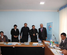 Jizzakh сity сouncil of UzLiDeP helped to buy sewing machines from China, Russia and India for six young entrepreneurs