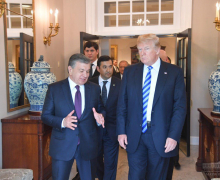 Visit of the President of the Republic of Uzbekistan Sh.Mirziyoyev to USA: results, prospects