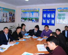 Deputies of Jizzakh discussed the issue of employment of the population