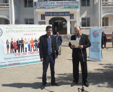 47 people are employed with the assistance of UzLiDeP