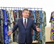 Developing industry and entrepreneurship in Fergana region