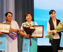 Tashkent hosts the Republican stage of Businesswoman competition (VIDEO+PHOTOGALLERY)