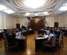 Qualified specialists and experts of the Supreme Court made proposals to UzLiDeP Pre-election Program