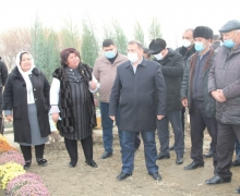 Jizzakh hosts a workshop aimed at developing household plots of the population