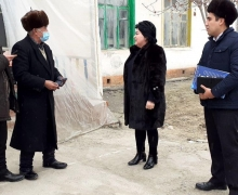 UzLiDeP deputy examines the state of rural medical centers