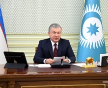 President of Uzbekistan attends Informal Summit of the Turkic Council