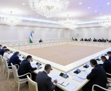 President chairs a meeting for the development of entrepreneurship in Uzbekistan regions