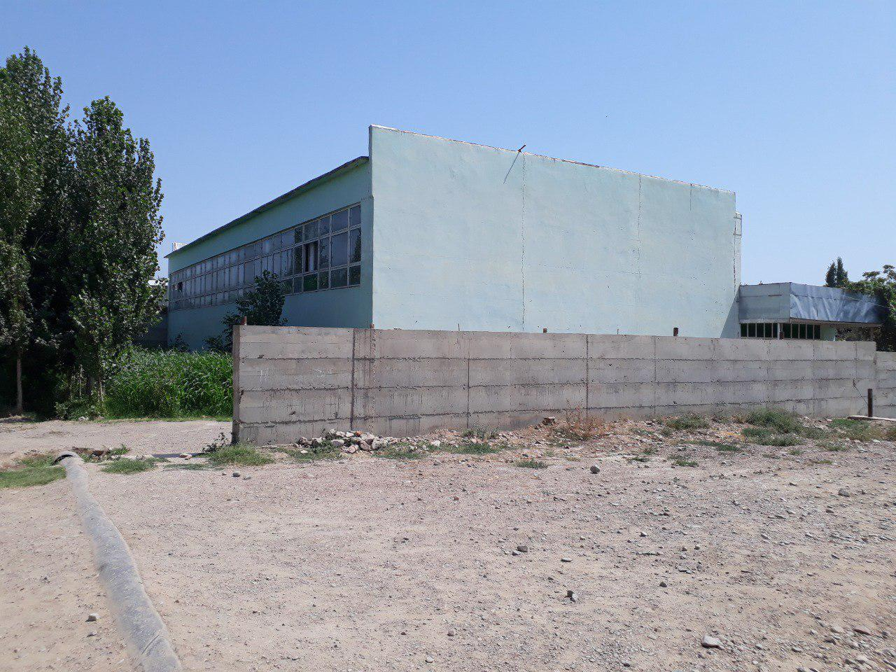 Deputies from UzLiDeP will help to repair the old sports complex