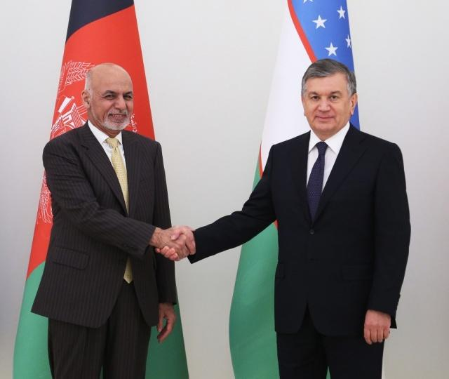 New page in relations between Uzbekistan and Afghanistan