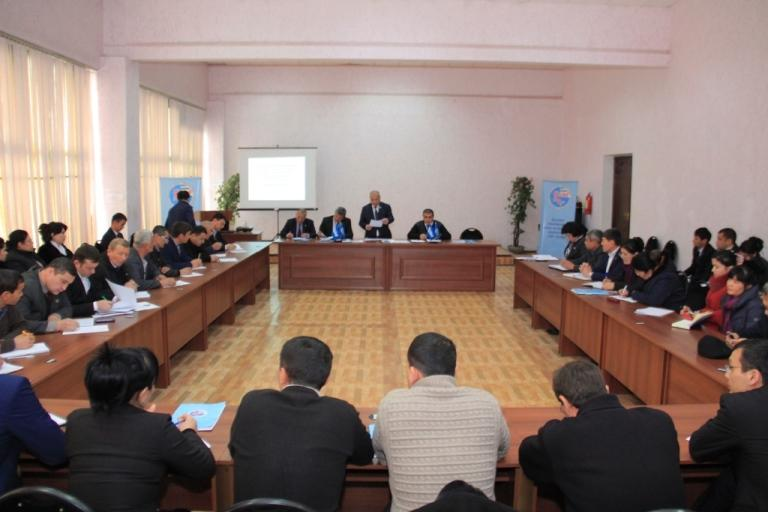 Fergana regional council of UzLiDeP outlined priority tasks